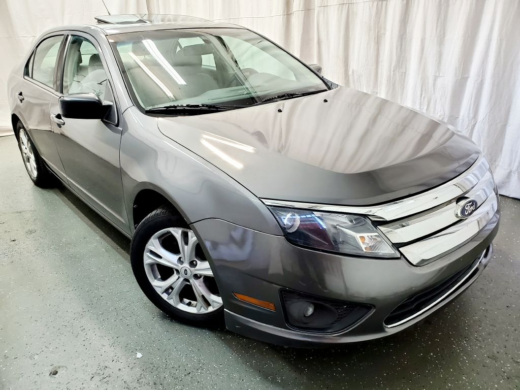 2012 FORD FUSION SE for sale at Fast Track Auto Mall