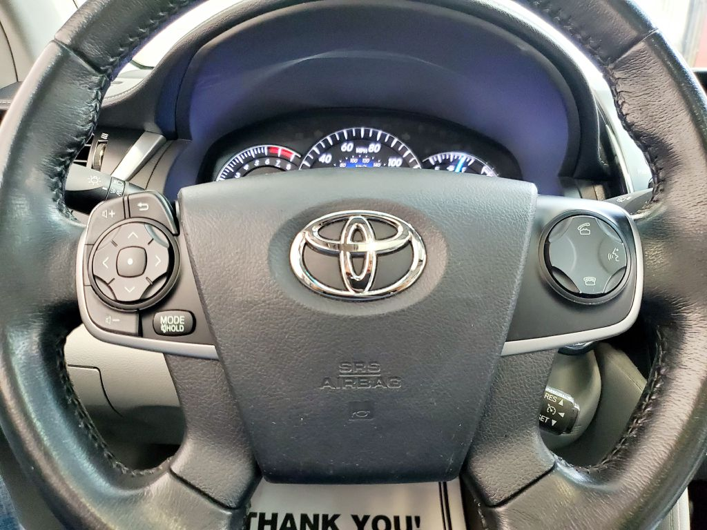 2012 TOYOTA CAMRY XLE for sale at Fast Track Auto Mall