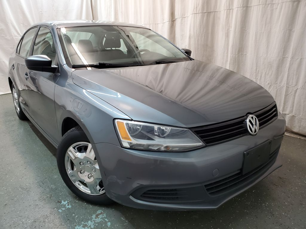 2012 VOLKSWAGEN JETTA BASE for sale at Fast Track Auto Mall