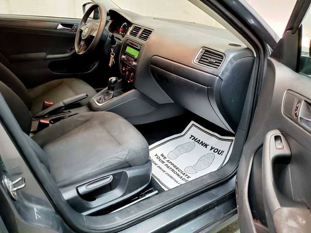2012 VOLKSWAGEN JETTA BASE for sale at Fast Track Auto Mall