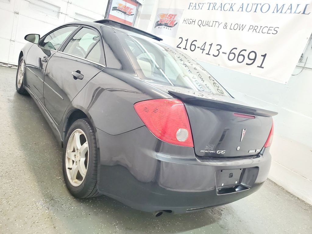 2009 PONTIAC G6  for sale at Fast Track Auto Mall
