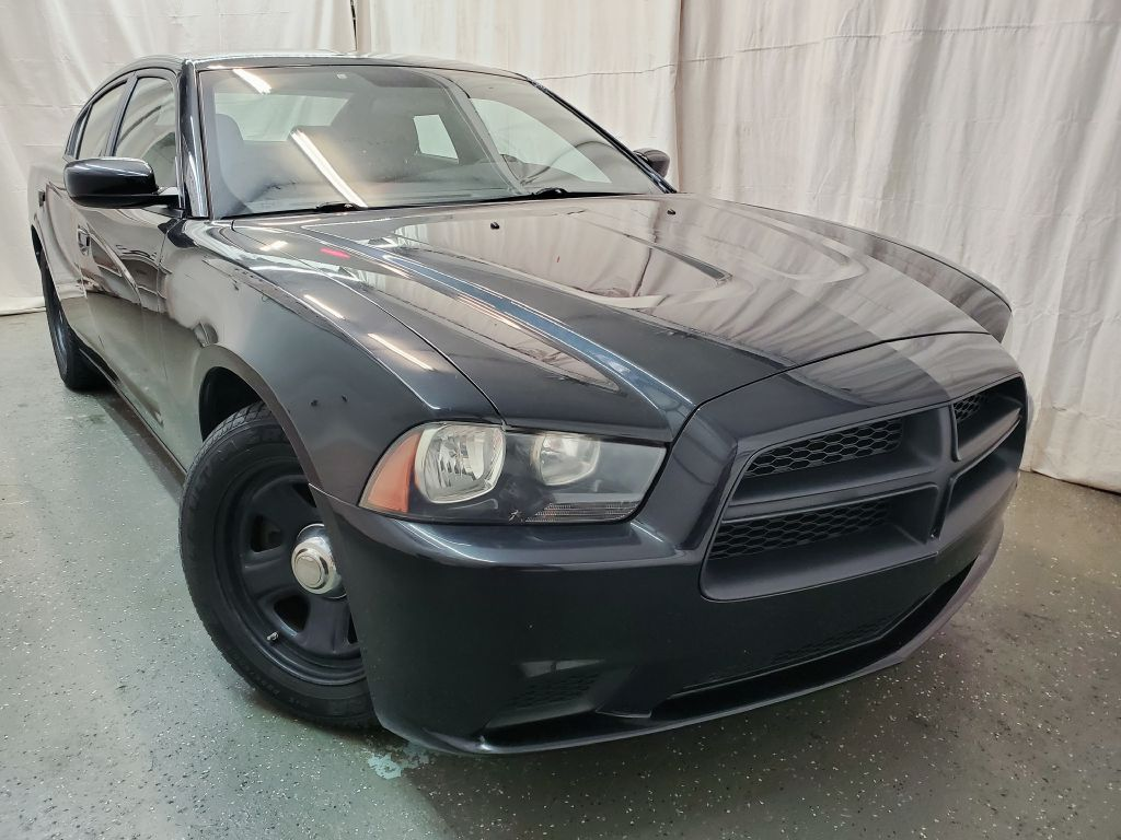 2013 DODGE CHARGER POLICE for sale at Fast Track Auto Mall