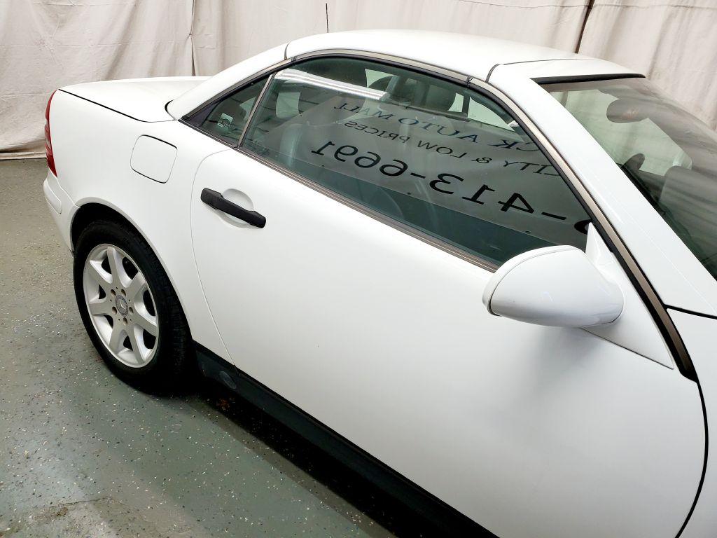 1998 MERCEDES-BENZ SLK 230 KOMPRESSOR for sale at Fast Track Auto Mall