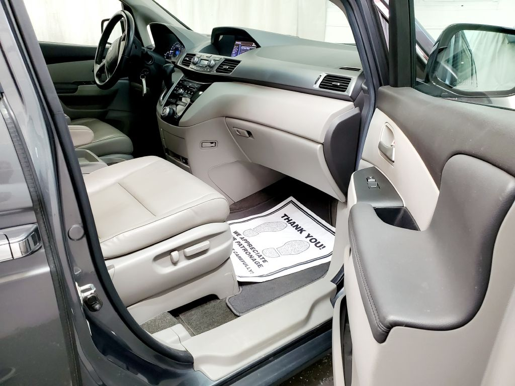 2012 HONDA ODYSSEY EXL for sale at Fast Track Auto Mall