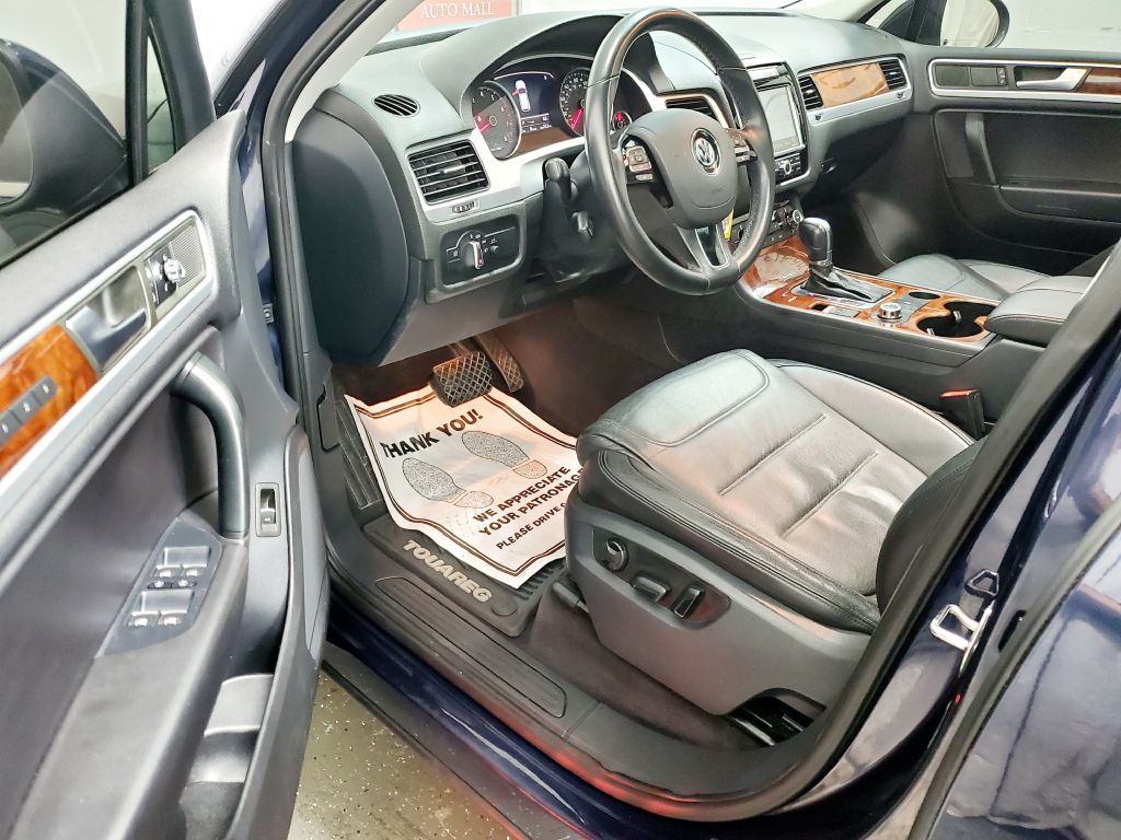 2012 VOLKSWAGEN TOUAREG V6 for sale at Fast Track Auto Mall