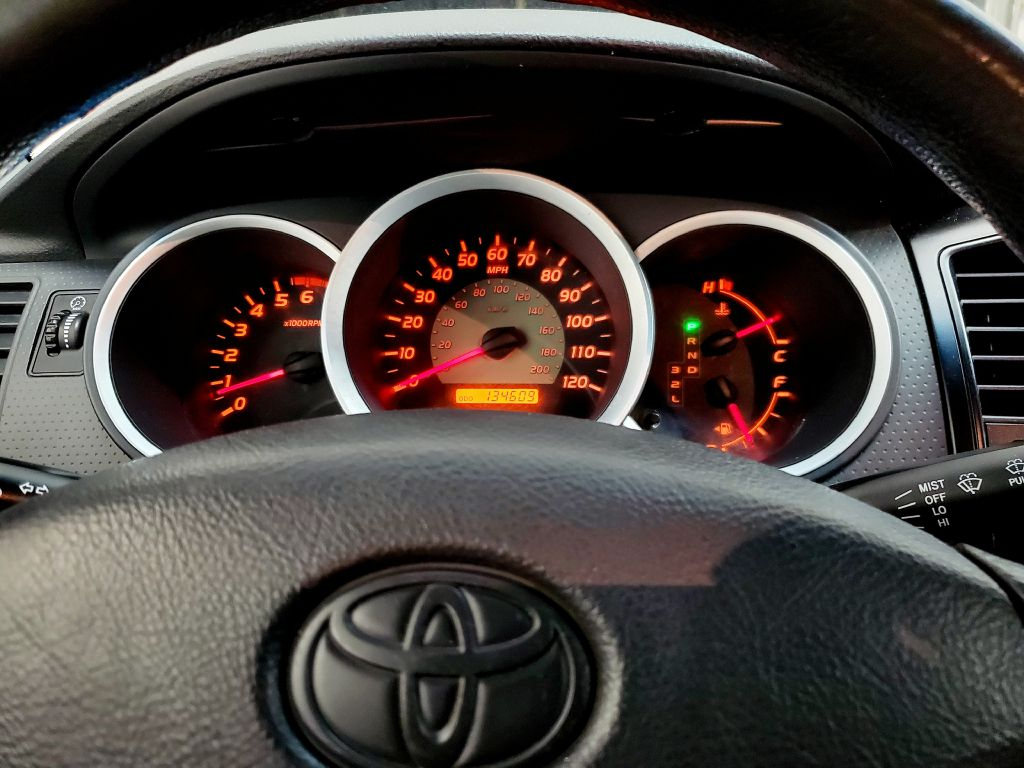 2007 TOYOTA TACOMA  for sale at Fast Track Auto Mall