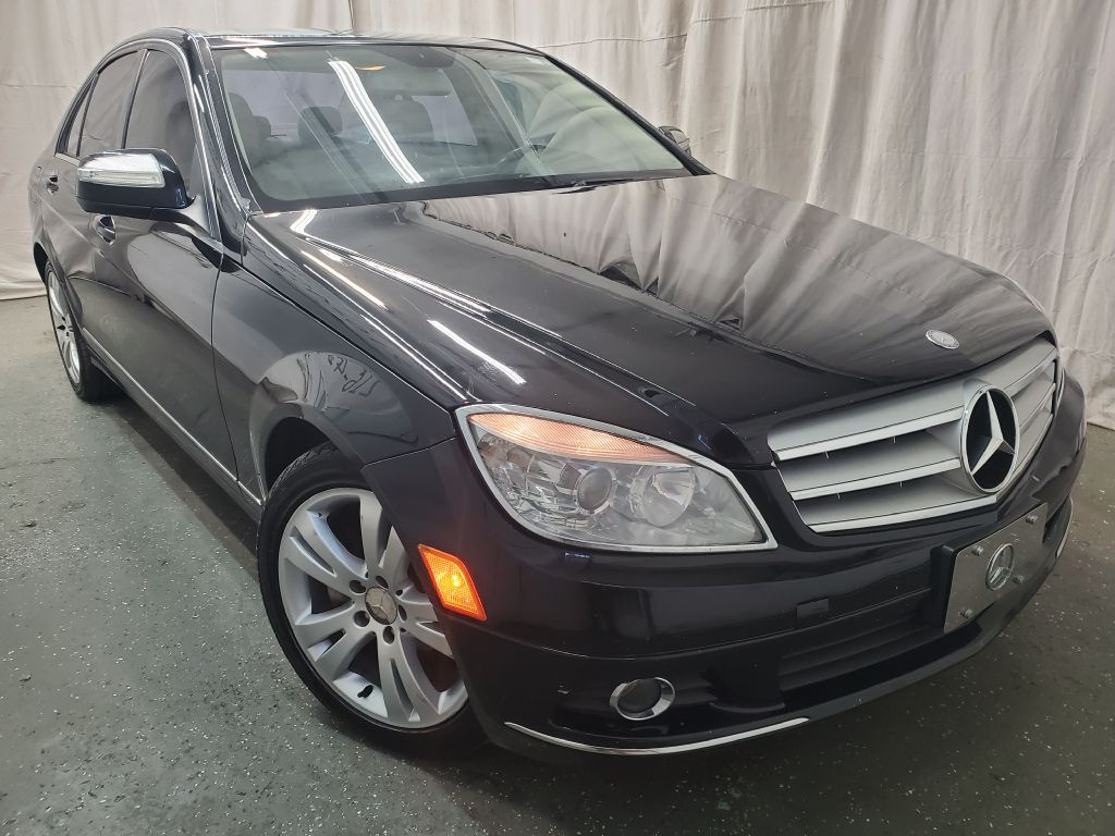 2009 MERCEDES-BENZ C-CLASS C300 4MATIC for sale at Fast Track Auto Mall