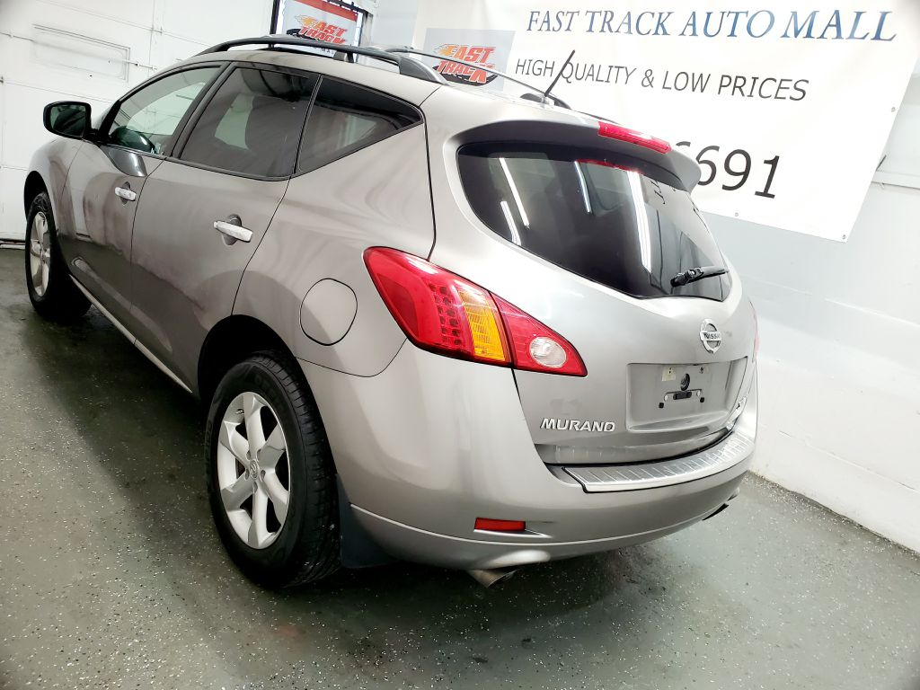 2010 NISSAN MURANO SL for sale at Fast Track Auto Mall