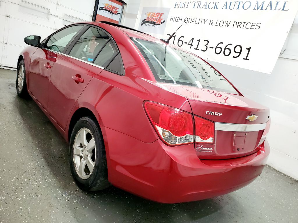 2012 CHEVROLET CRUZE LT for sale at Fast Track Auto Mall