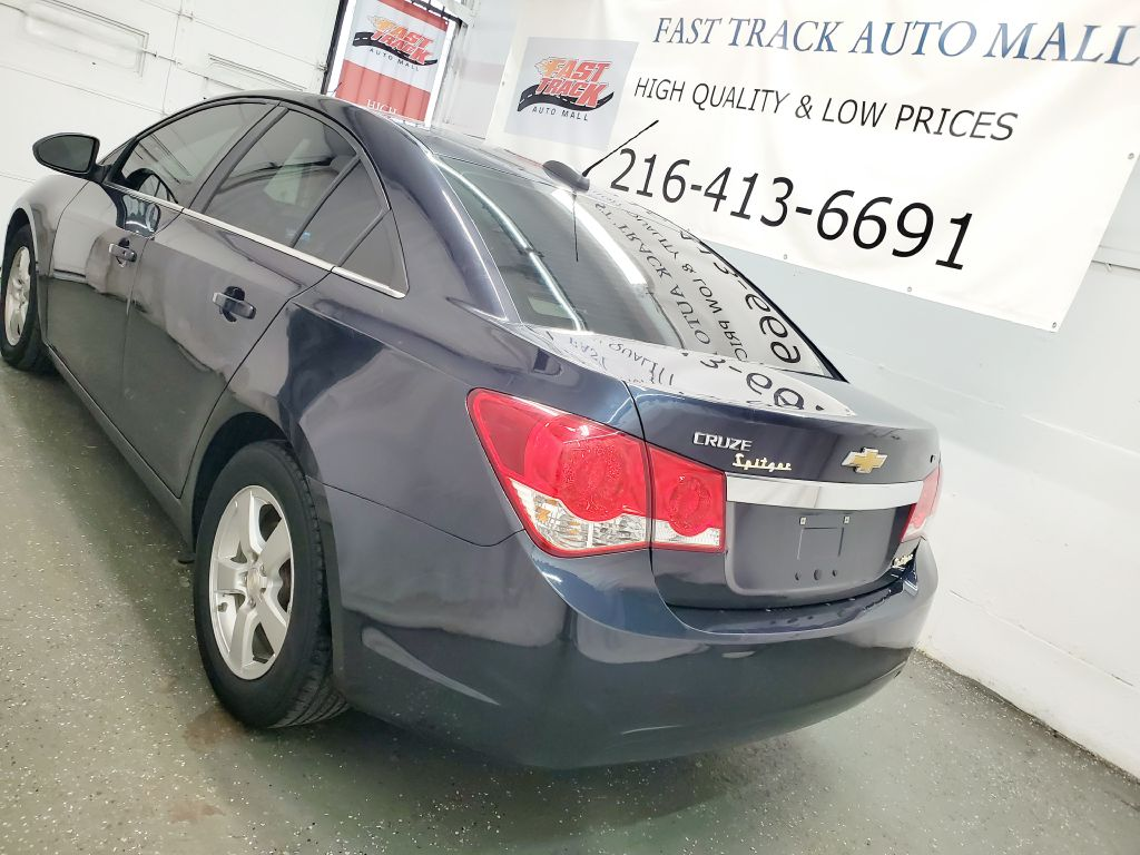 2016 CHEVROLET CRUZE LIMITED LT for sale at Fast Track Auto Mall
