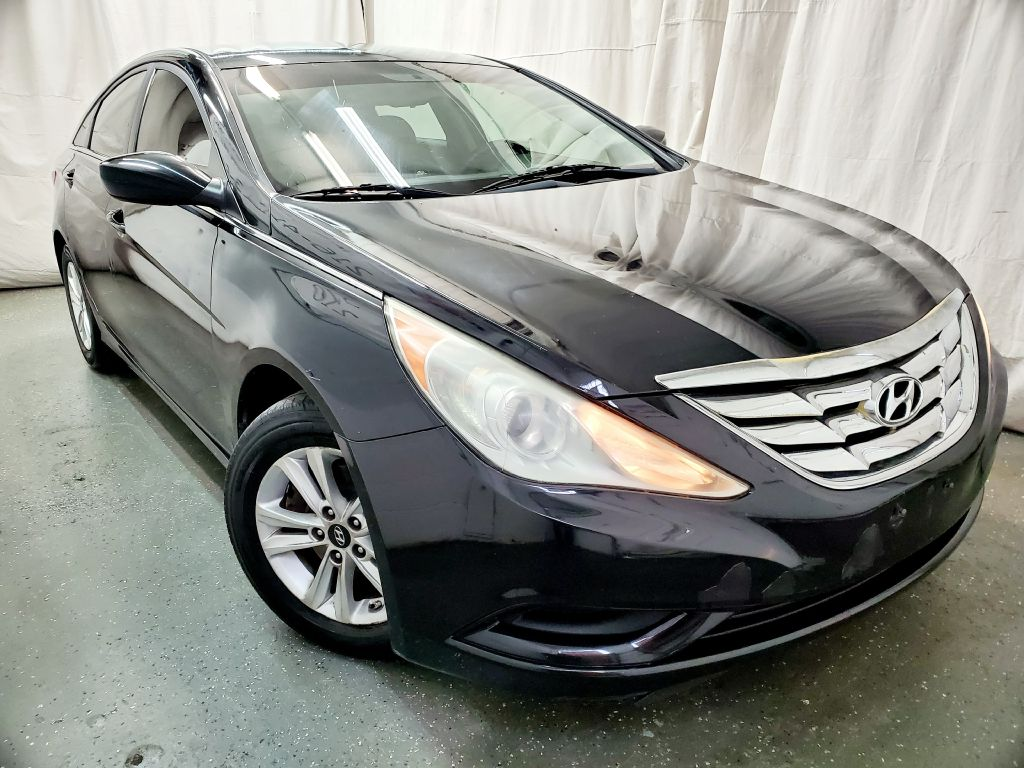 2012 HYUNDAI SONATA GLS for sale at Fast Track Auto Mall