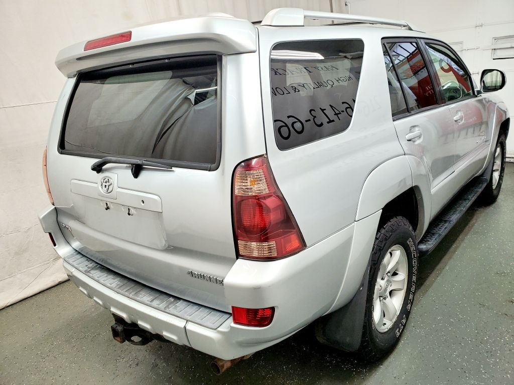 2005 TOYOTA 4RUNNER SR5 for sale at Fast Track Auto Mall