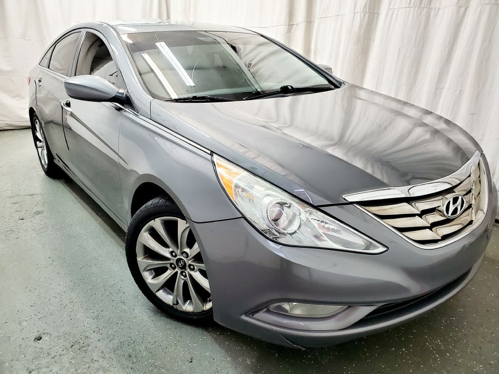 2013 HYUNDAI SONATA SE for sale at Fast Track Auto Mall