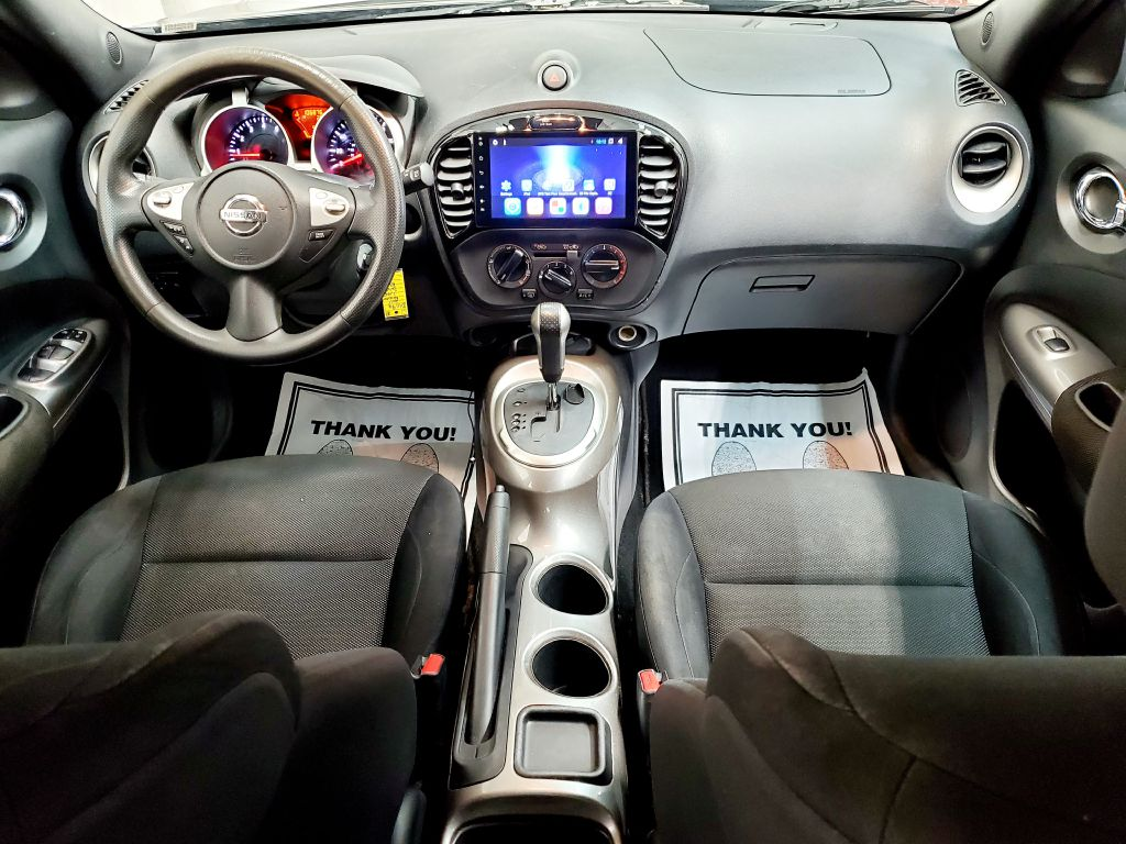 2011 NISSAN JUKE S for sale at Fast Track Auto Mall