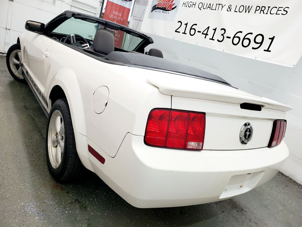 2007 FORD MUSTANG  for sale at Fast Track Auto Mall