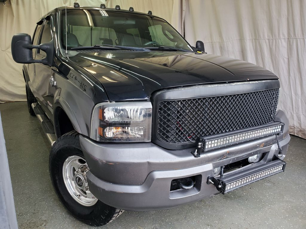 2004 FORD F250 SUPER DUTY for sale at Fast Track Auto Mall
