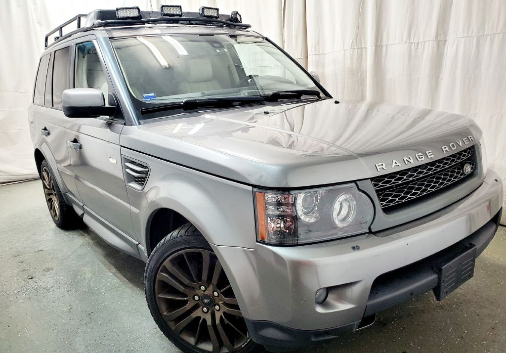2010 LAND ROVER RANGE ROVER SPO LUX for sale at Fast Track Auto Mall