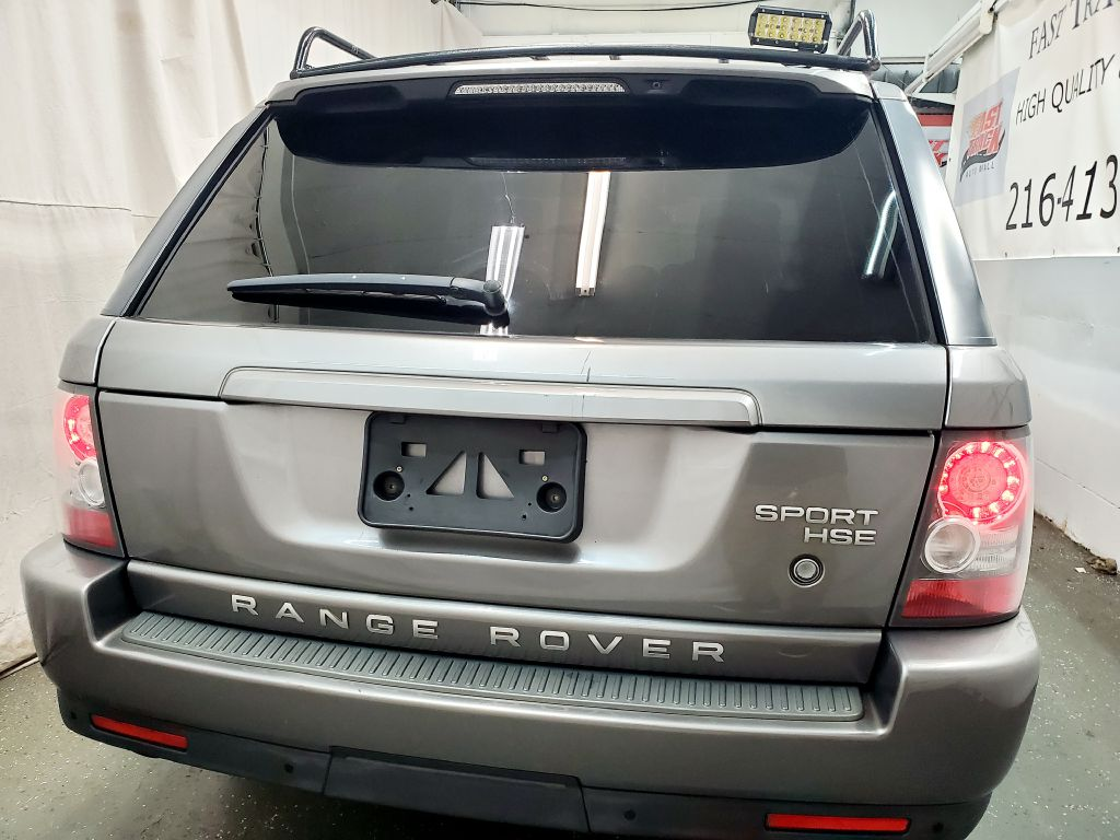 2010 LAND ROVER RANGE ROVER SPO LUX for sale at Fast Track Auto Mall