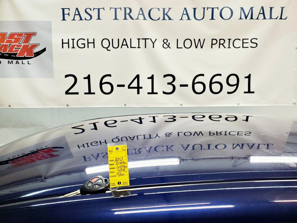 2013 TOYOTA COROLLA LE for sale at Fast Track Auto Mall
