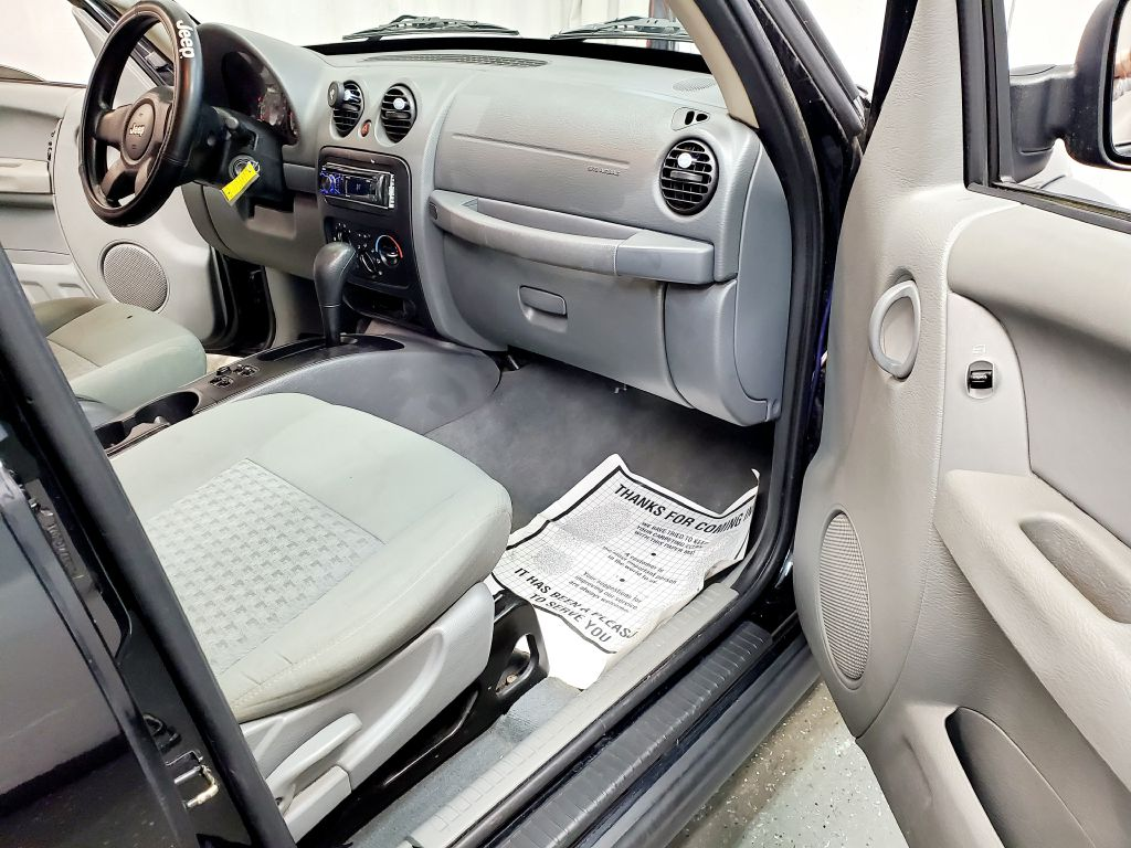 2006 JEEP LIBERTY SPORT for sale at Fast Track Auto Mall