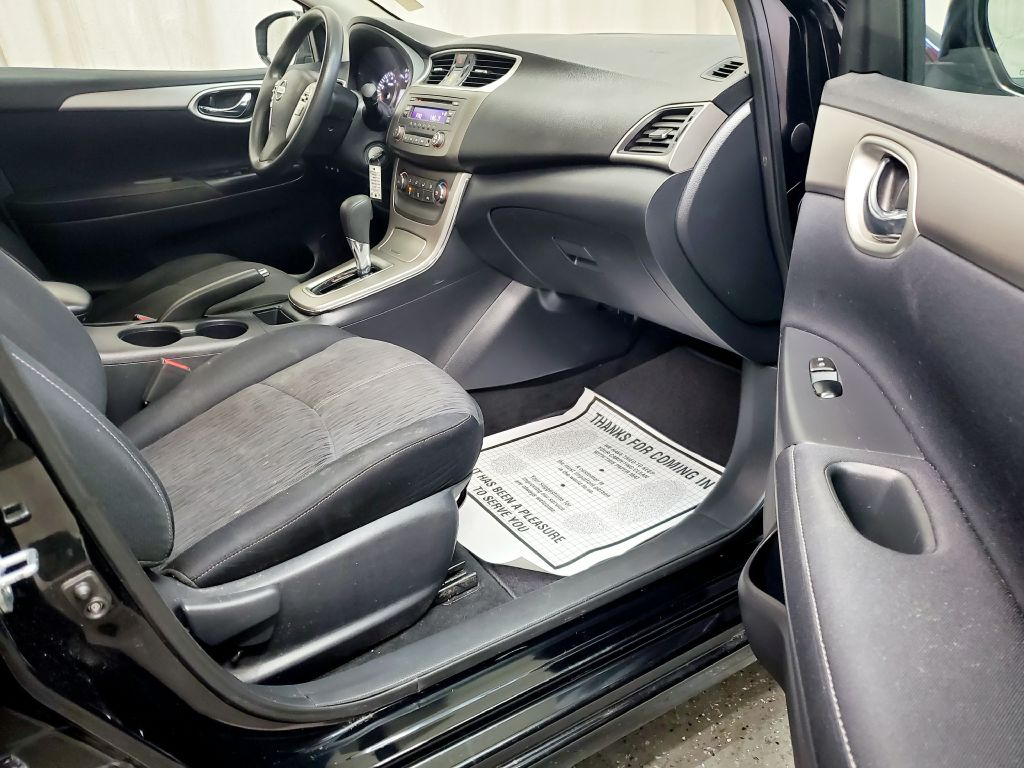 2014 NISSAN SENTRA SV for sale at Fast Track Auto Mall