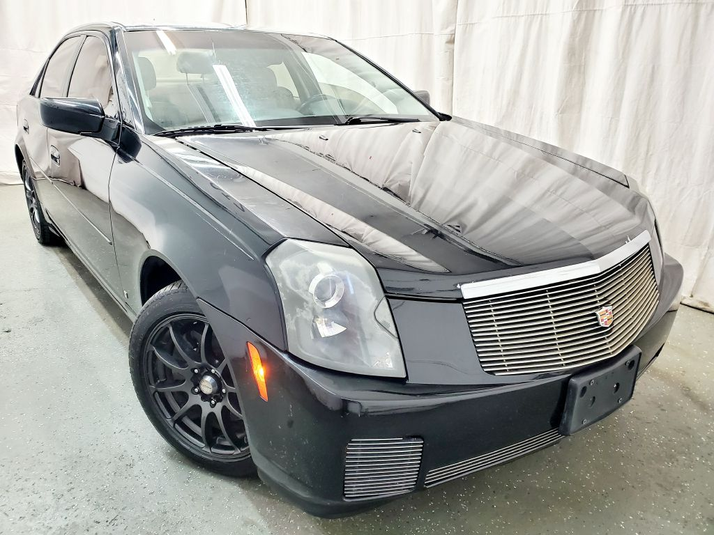 2007 CADILLAC CTS  for sale at Fast Track Auto Mall