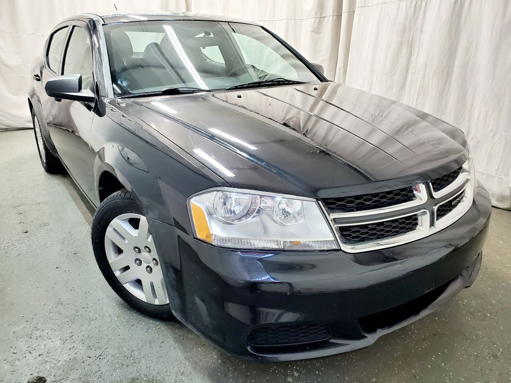 2013 DODGE AVENGER SE for sale at Fast Track Auto Mall