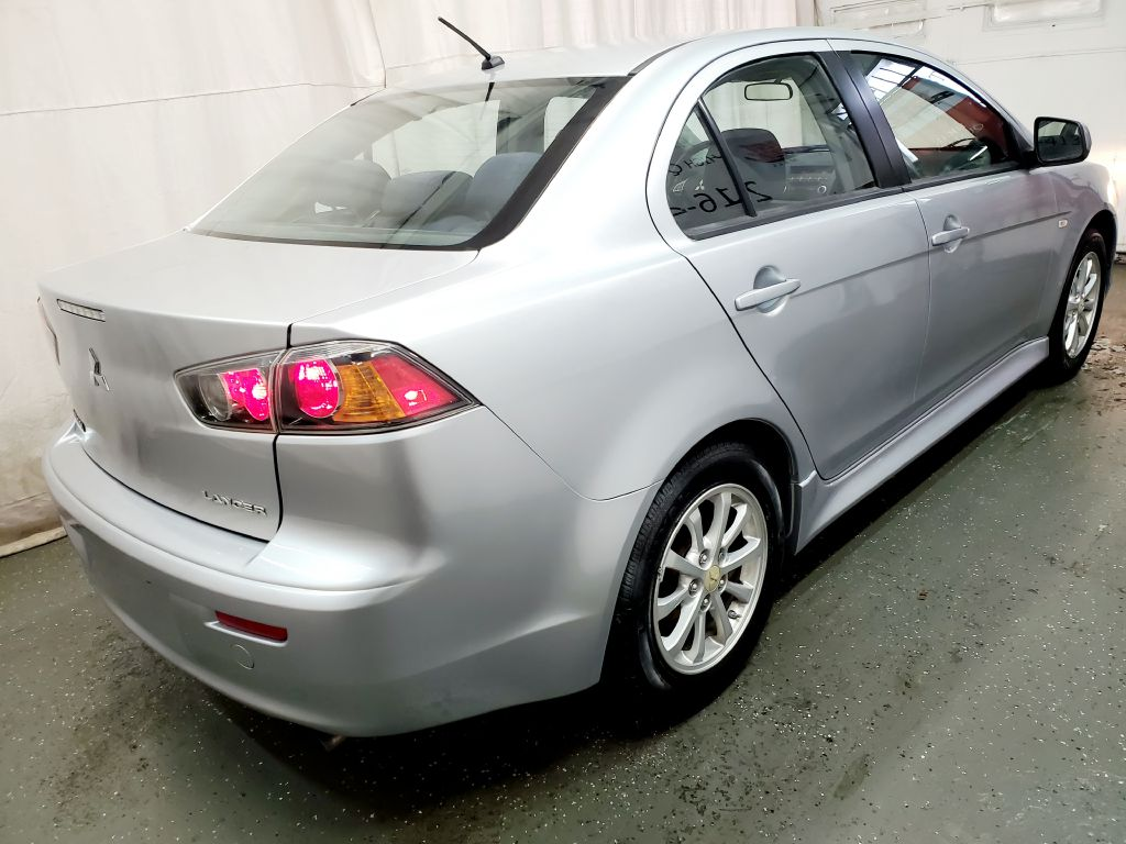 2012 MITSUBISHI LANCER ES/ES SPORT for sale at Fast Track Auto Mall