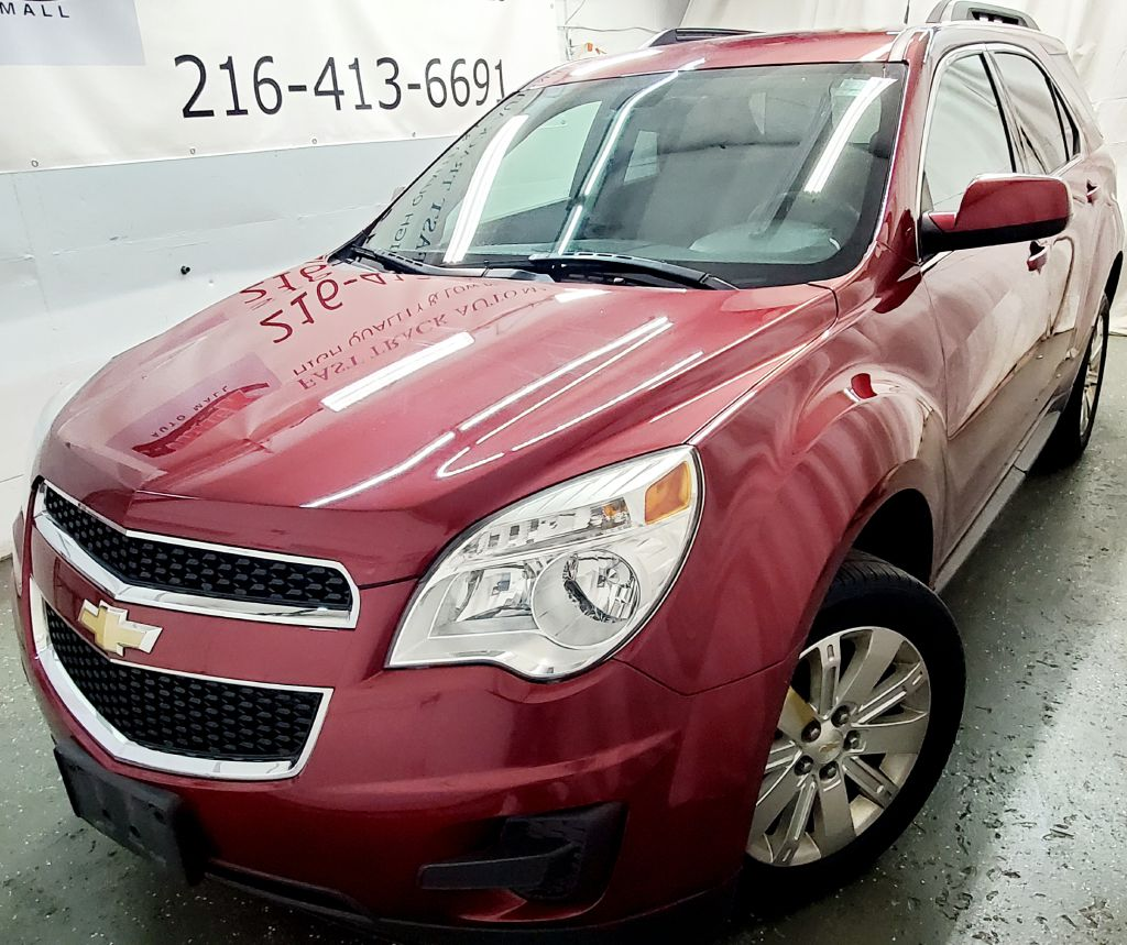 2011 CHEVROLET EQUINOX LT for sale at Fast Track Auto Mall