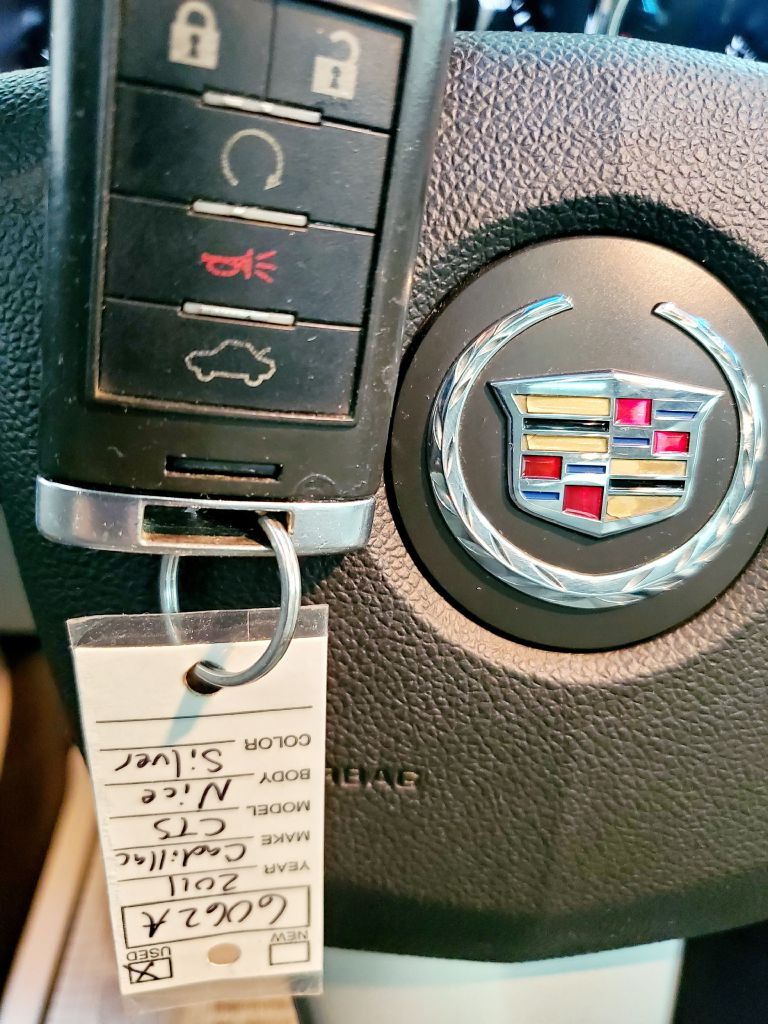 2011 CADILLAC CTS PREMIUM COLLECTION for sale at Fast Track Auto Mall