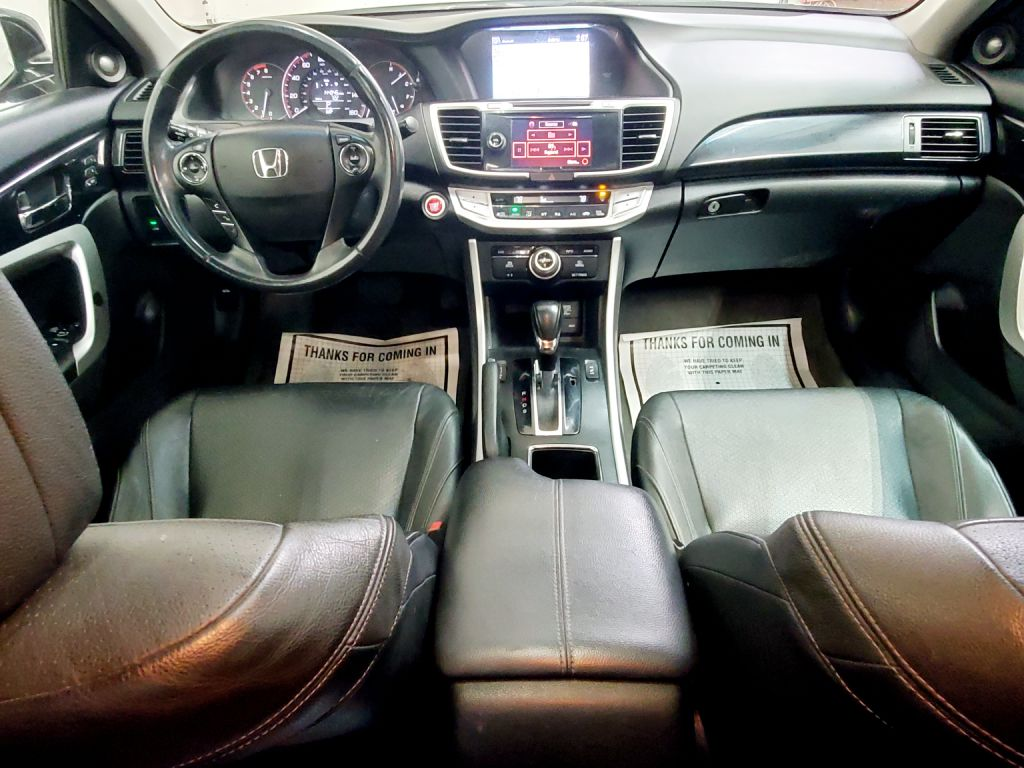2013 HONDA ACCORD EXL for sale at Fast Track Auto Mall