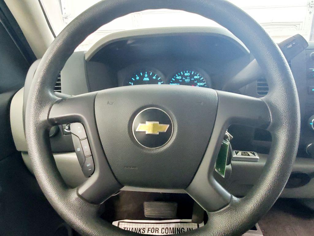 2011 CHEVROLET SILVERADO 1500 LS for sale at Fast Track Auto Mall