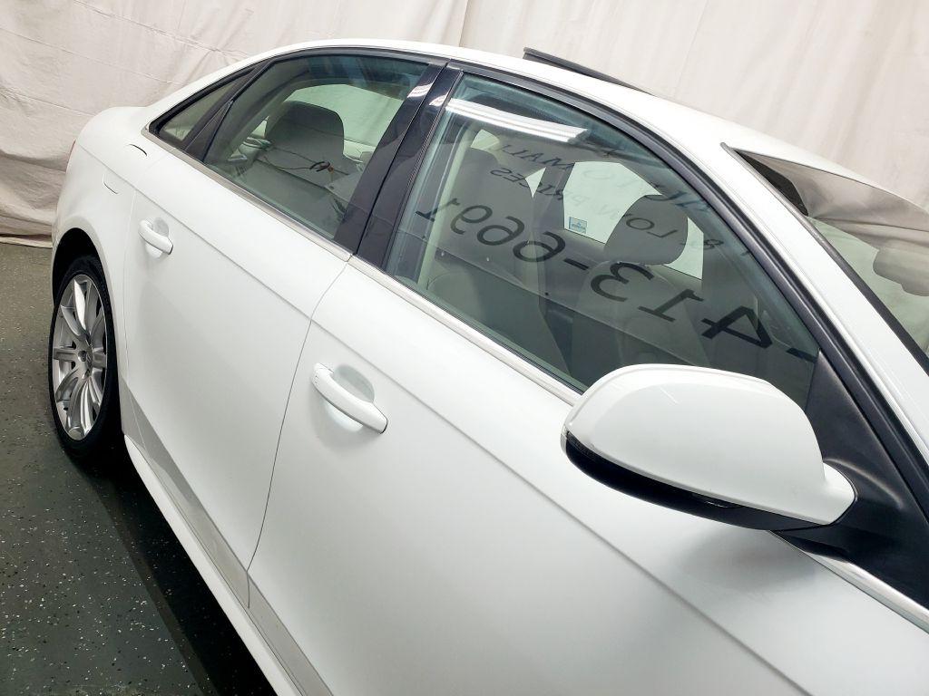 2012 AUDI A4 PREMIUM PLUS for sale at Fast Track Auto Mall