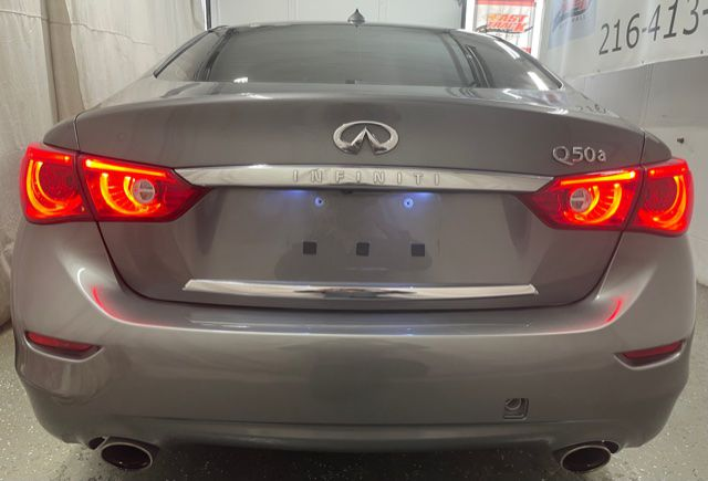 2015 INFINITI Q50 BASE for sale at Fast Track Auto Mall
