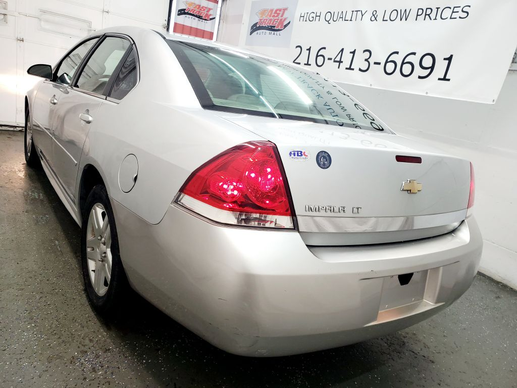 2010 CHEVROLET IMPALA LT for sale at Fast Track Auto Mall