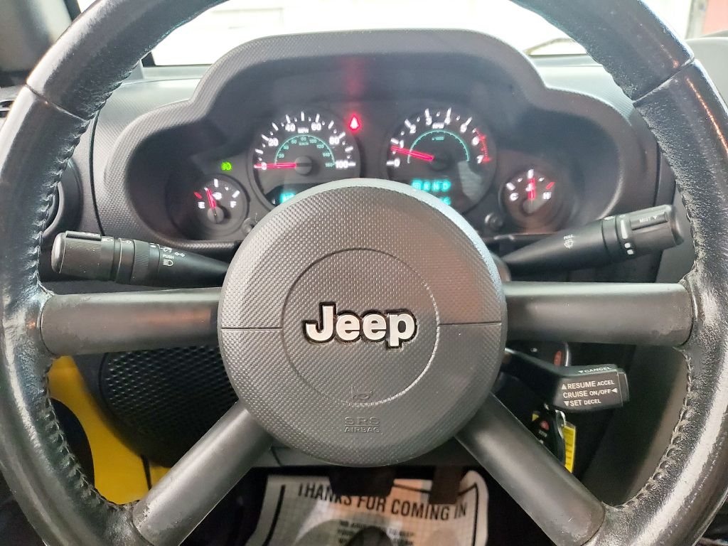 2009 JEEP WRANGLER UNLIMI X for sale at Fast Track Auto Mall