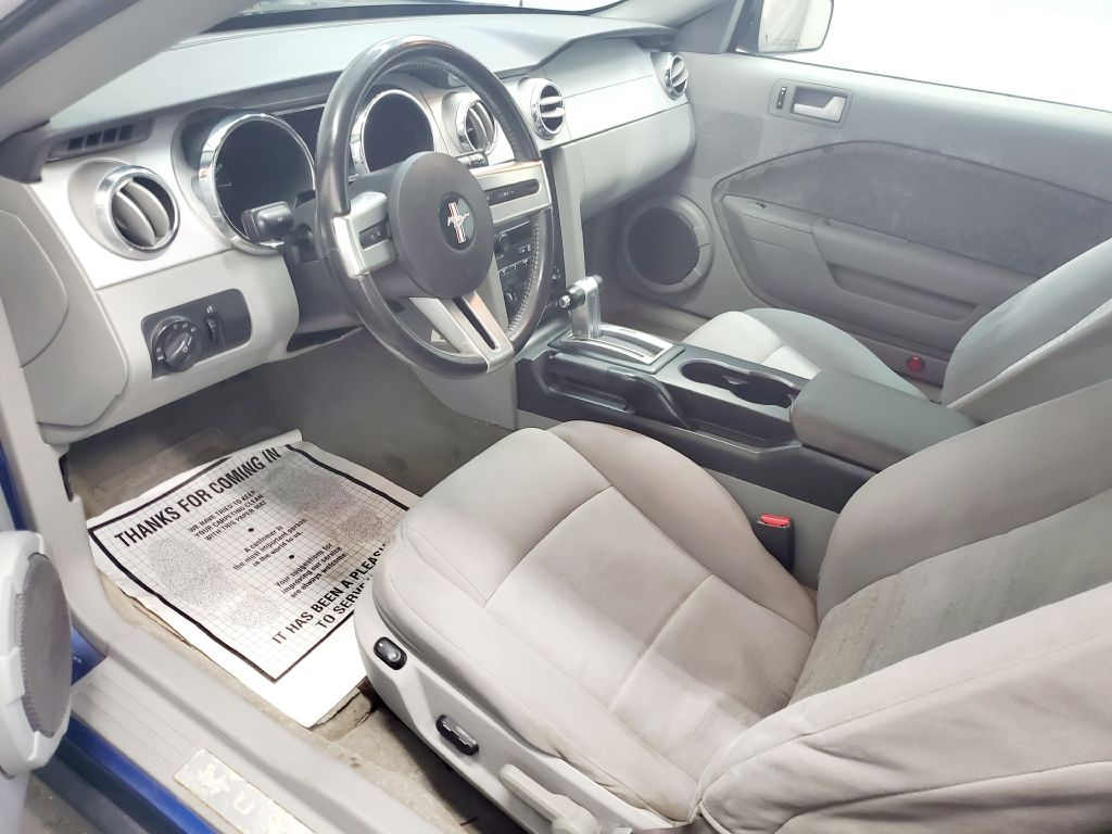 2007 FORD MUSTANG DELUXE for sale at Fast Track Auto Mall