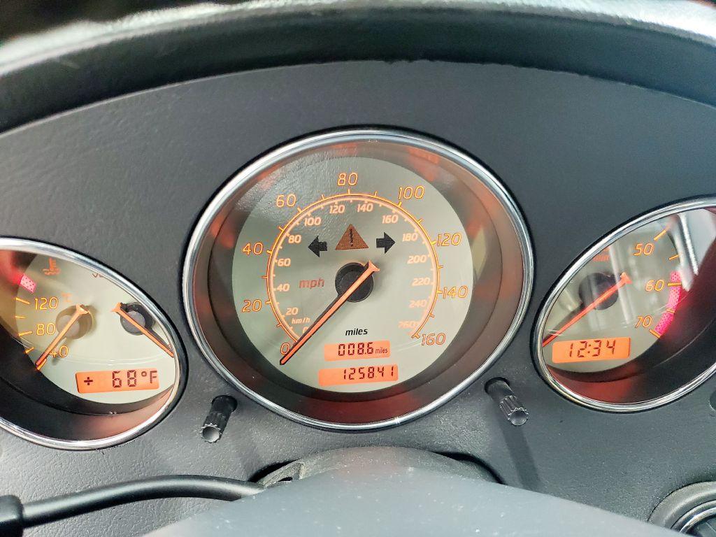 1999 MERCEDES-BENZ SLK 230 KOMPRESSOR for sale at Fast Track Auto Mall