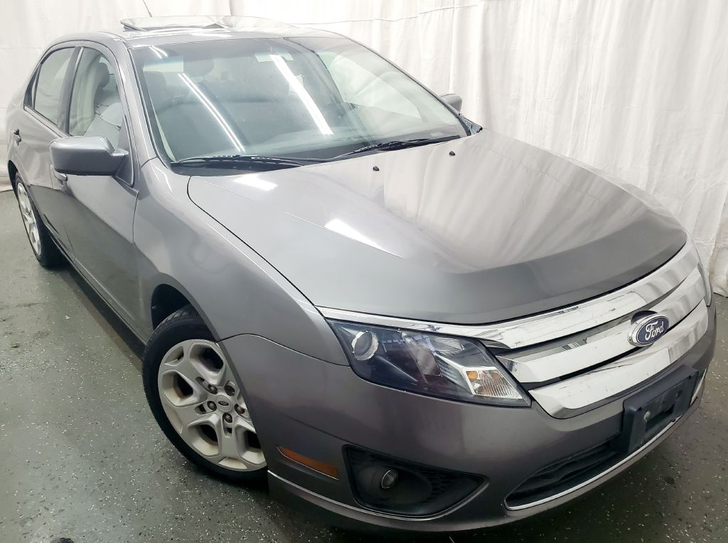 2011 FORD FUSION SE for sale at Fast Track Auto Mall