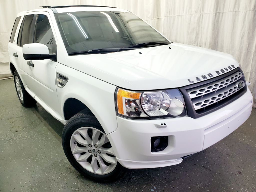 2012 LAND ROVER LR2 HSE for sale at Fast Track Auto Mall