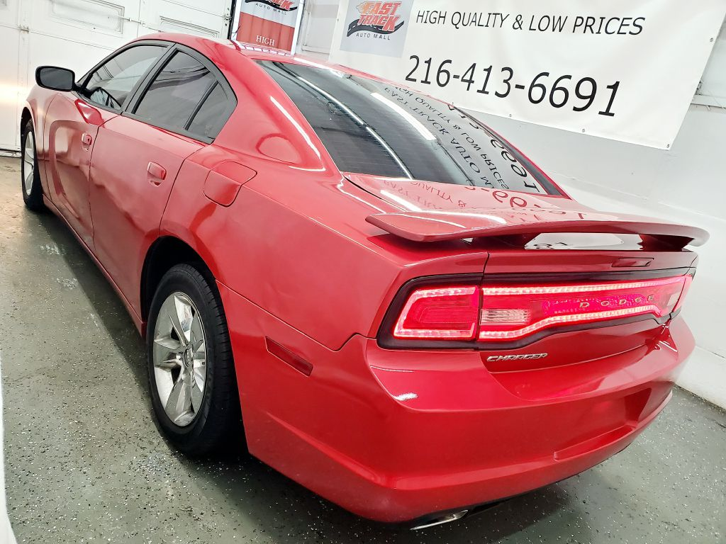2012 DODGE CHARGER SE for sale at Fast Track Auto Mall