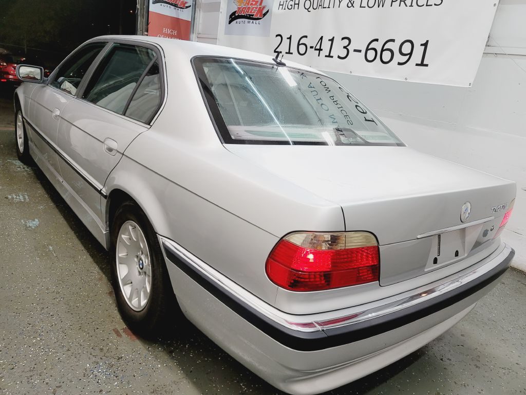 2001 BMW 740 IL for sale at Fast Track Auto Mall