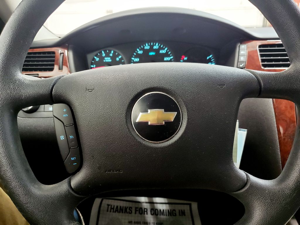 2009 CHEVROLET IMPALA LS for sale at Fast Track Auto Mall