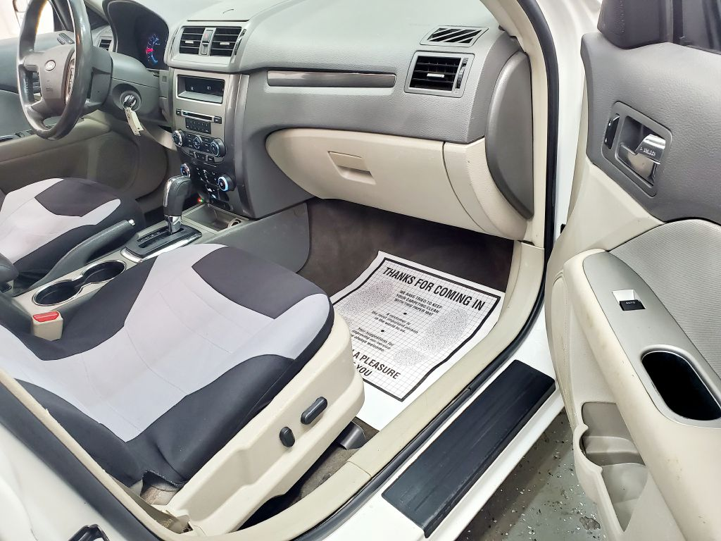 2012 FORD FUSION SEL for sale at Fast Track Auto Mall