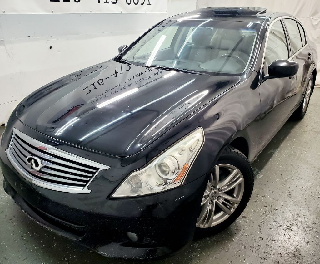 2010 INFINITI G37X  for sale at Fast Track Auto Mall