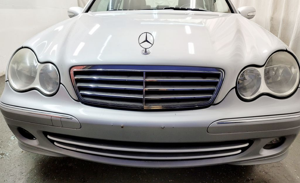 2006 MERCEDES-BENZ C-CLASS C230 for sale at Fast Track Auto Mall