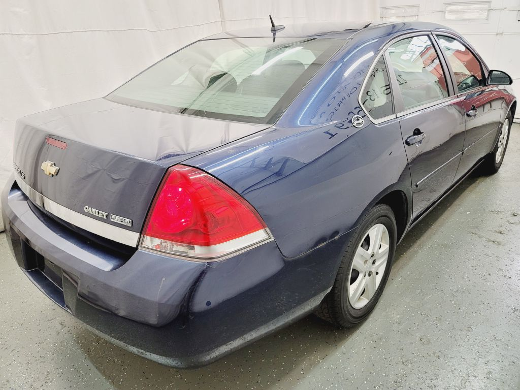 2008 CHEVROLET IMPALA LS for sale at Fast Track Auto Mall