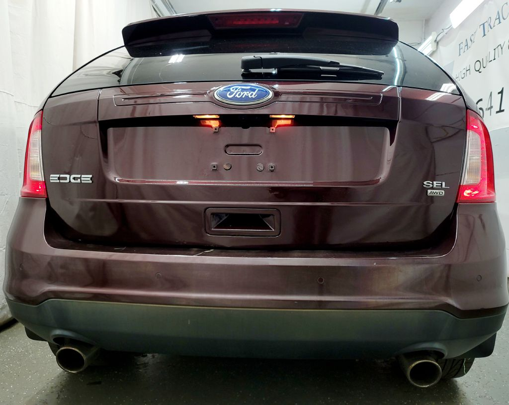 2011 FORD EDGE SEL for sale at Fast Track Auto Mall