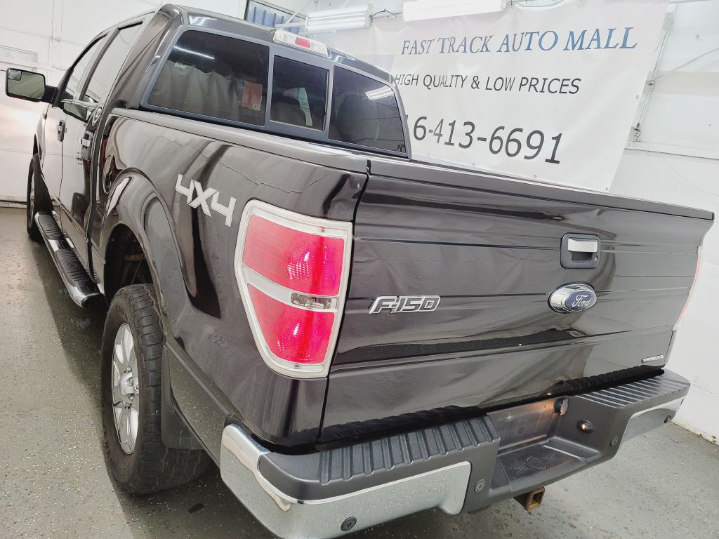 2013 FORD F150 SUPERCREW CAB for sale at Fast Track Auto Mall