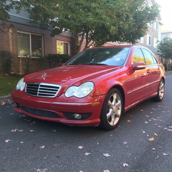 2007 MERCEDES-BENZ C-CLASS WDBRF52H37A941323 DOBASHI AUTO CENTER, INC.